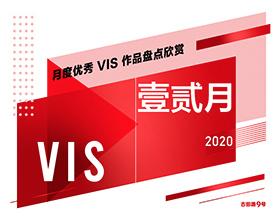 2020年12月份品牌VIS版块精华作品盘点