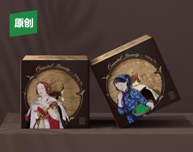 东方美人 | DBM TEA乌龙茶包装设计