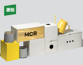 MCR COFFEE 微焙咖啡工厂系列包装