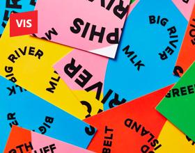 2020纽约TDC字体艺术指导俱乐部奖传达设计/品牌标识