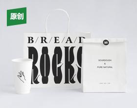 Breadrocks品牌形象设计