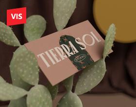 Tierra Sol 植物和手工盆栽品牌形象设计